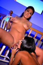 London Keyes and Jessica Jaymes